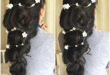 Hairdo by MayMaya