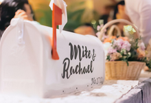 Old school wedding by Props & Crafts