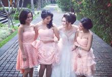 Andry & Melissa Wedding by MOSCATO MOMENTS EVENTS