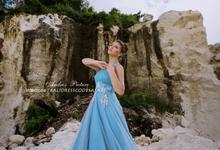 Light Blue Dress by Bali DressCode Safari & Photography
