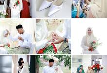 Amira & Fattah Solemnization by Marki Photography