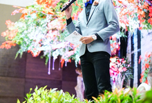 Wedding Angga & Yurike by Adyra Professional MC