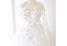 Wedding Gown by Sandra Bridal and Makeup Academy