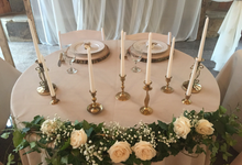 Rustic fairy tale wedding  by L&A Event Designs