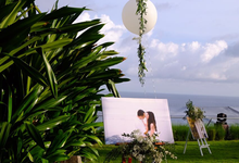 Johan and Carrie Wedding by Teatro Bali