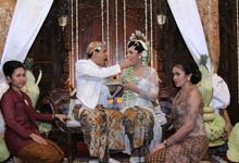 Ranie & Ridho ' s  wedding by Dewanti weddings