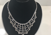 Necklace by Sandra Bridal and Makeup Academy