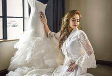 Bridal Budoir | Apple by Ingrid Santillan