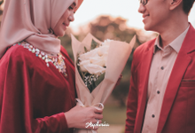 Hanny & Agus Engagement by Aspherica Photography