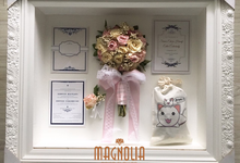 New Product Magnolia 50x60 with New treatment  by Magnolia Dried Flower