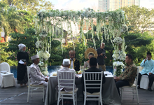 Intan wedding by Wyl's Kitchen
