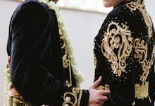 Traditional wedding Linda & fariz by Picxelphoto