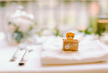 Jason & Yumi Kawaii Outdoor Wedding by Butter Studio