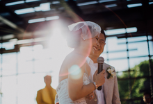 Winni + Leifs ( alila uluwatu wedding ) by Apel Photography