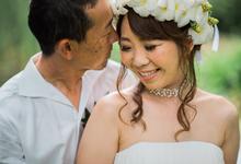 Postwedding Taki+kumi by Astina Photography