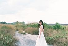 film . prewedding by white