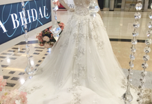 The blooming gown by Patricia Bridal