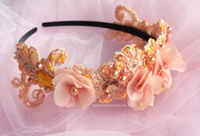 Hairband by Sequeen Couture