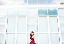 Fleur Enchantée (Rental Dress) by Famelia Lim Couture