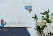 Happily Ever After Evander & Bella by Bubble Cards