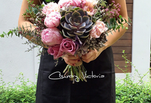 Bridal Bouquets by Country Victoria