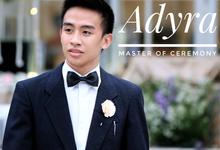 Wedding Bendy & Nadya by Adyra Professional MC
