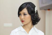Bridal Shoot by Areta Kristi Makeup Artist