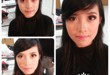 Before - After by Christin Bun MUA