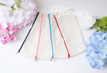 Canvas Pouch by Tuberosa Souvenir