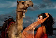 1001 nights bridal concept by Ocky Misa photography