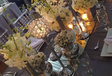 Presidential Setup by Hizon's Catering