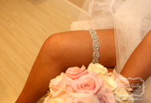 Glam Bridal Garters by Glam Garters Bridal Accessories