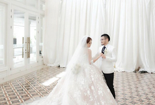 Hans & Vina Wedding by Royal Ballroom The Springs Club