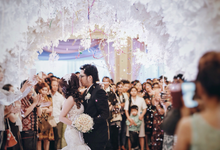 Daniel Theresia wedding photo by Ace of Creative