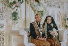 The Wedding Of Dena & Cahya by AIKON Photography