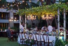 Intimate Wedding Alvin & Felycia by RIVIERA EVENT ORGANIZER