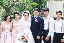 Willy & Olyvia Wedding Day by AS2 Wedding Organizer