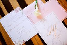 The Wedding of Mark Nah & Florencia Salim by AS2 Wedding Organizer