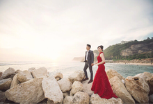 Marwin and Stephanie Engagement Party by Felita Wirawan Studio