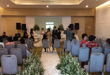 Raymond & Arline Wedding by Kaleb Music Creative