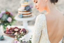 Styled shoot on the beaches of Canggu by Butter Bali