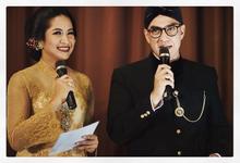MC Wedding Reception by Ferdy Hasan