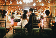 Teddy and Madeline in Bali by Rufous Events