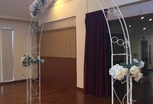 Church wedding by ilmare Wedding