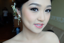 Marshia's Engagement by Theiya Makeup Artistry