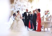 Wedding of Cipto & Imelda (Pullman CP) by Delfi Organizer