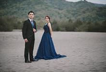 Prewedding of Johnny & Violeta by Silvia Qing MUA