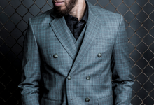 Suiting up professional MMA fighter Max Metino by Atham Tailor
