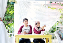 Prewedding K & D by redboxphotos