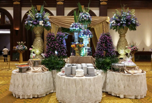 Catering Decoration by Alfabet Catering